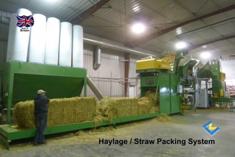 Haylage Straw Packing System Farminghub