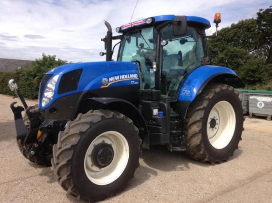 New Holland T7 210 Farminghub