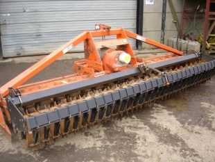 Maschio Power harrow