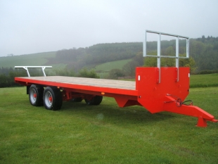 Staines Bale Trailer