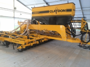 2014/2015 Claydon T6 Demonstrator