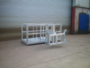 JCB QFit Man Lift Baskets